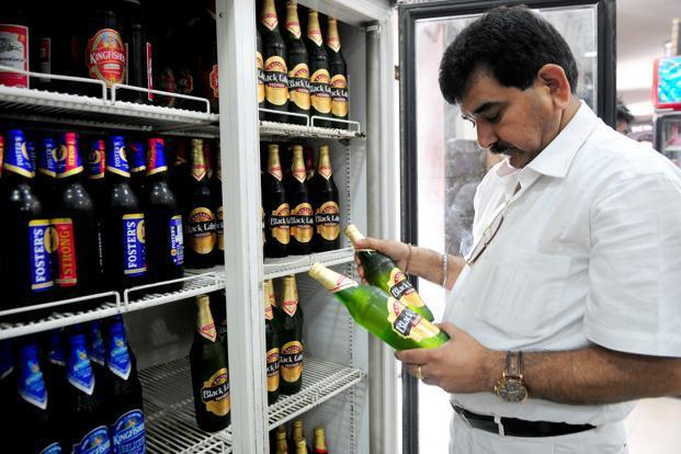 Early rain and price increases in some states such as Maharashtra had hurt demand for beer in the summer months of April, May and June, when brewers usually get up to 35-40% of their yearly sales. Photo: Mint