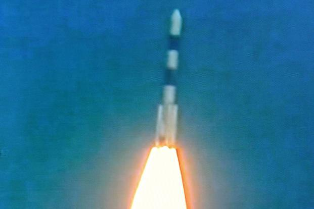 India launched its first Mars Orbiter Mission probe, officially named as Mangalyaan, on Tuesday from Satish Dhawan Space Centre (SHAR), Sriharikota in Andhra Pradesh, almost a year after Prime Minister Manmohan Singh had announced it. AFP