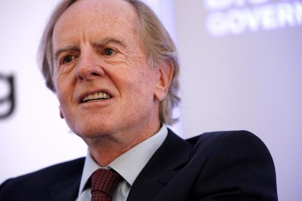 John Sculley said that he was surprised when BlackBerry abandoned its attempt to sell itself. - john_sculley--621x414