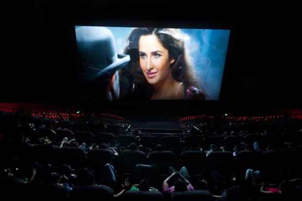 Dhoom3 launch gets imax push livemint the 246 minutes teaser which was screened twice in the presence of aamir khan and altavistaventures Images