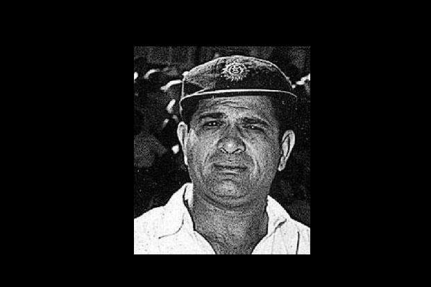A file photo of Vinoo Mankad. Photo: HT