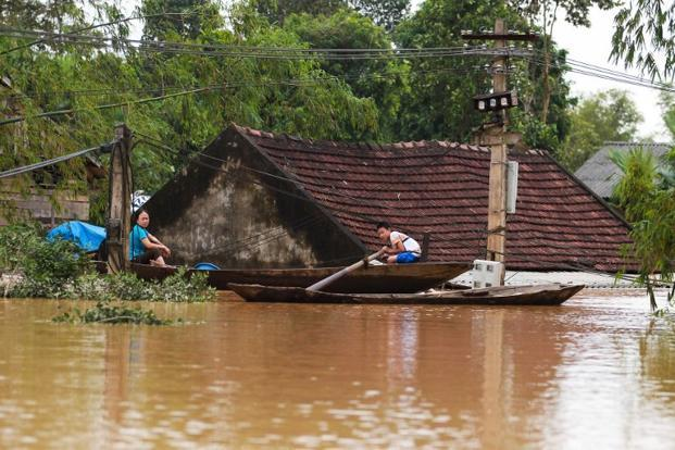 28 die in Vietnam floods, 9 missing - Livemint