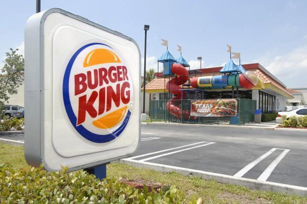 Burger King Joins Hands With Everstone For India Foray Livemint