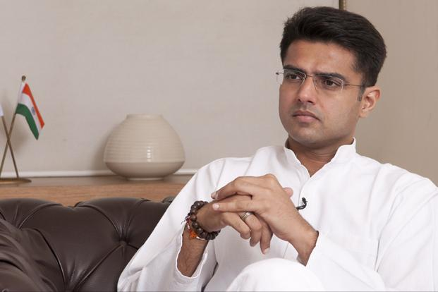 Corporate affairs minister Sachin Pilot. Photo: Ramesh Pathania/ Mint