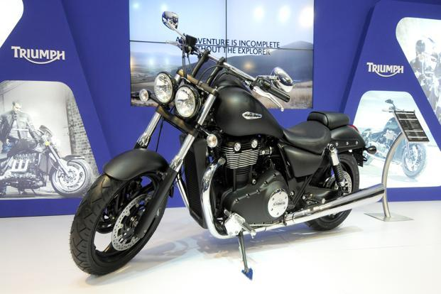 Triumph enters India with 10 models; Bonneville priced at `5.7 lakh ...