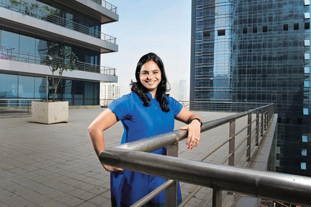 Ruchi Sanghvi says the underlying theme across the companies that she invests in is essentially in the strength of the founders. Photo: Abhijit Bhatlekar/Mint