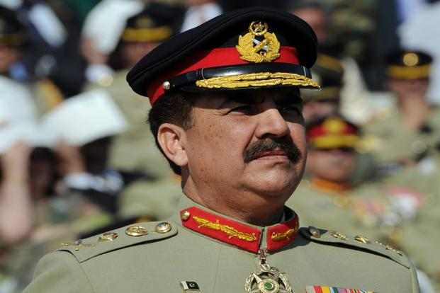 Pakistan Army Chief Raheel Sharif Pakistan's New Army Chief