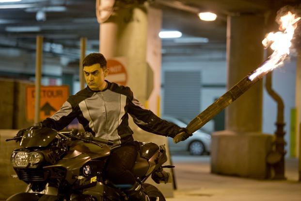 Dhoom: 3 will open on upwards of an estimated 3,000 screens.