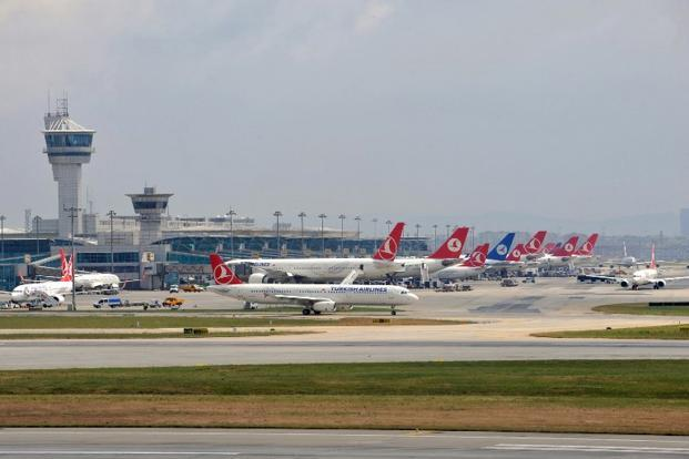 Gmr To Sell Istanbul Airport Stake For 310 Million Livemint