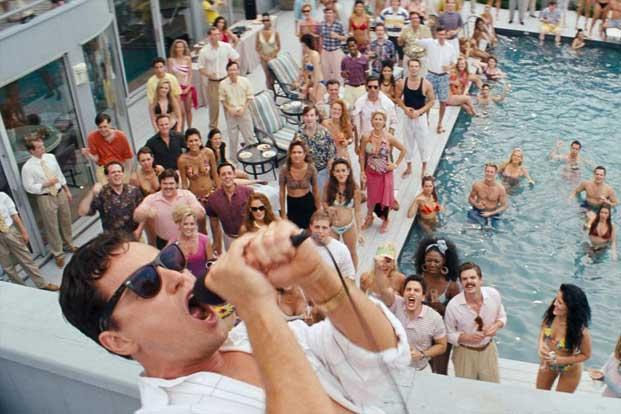 'The Wolf of Wall Street' will arrive in India minus 6 saucy minutes