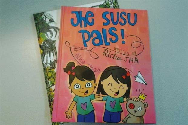 'The Unboy Boy' and 'The Susu Pals!' offer life lessons to children without being didactic.