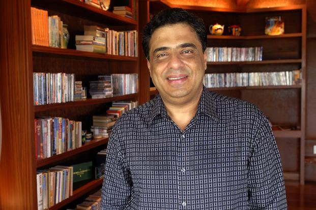 A file photo of Ronnie Screwvala. Photo: Abhijit Bhatlekar/Mint