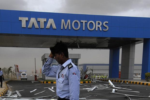 In A First Tata Motors Promotes Top Executives In Mid