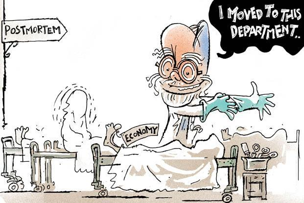 On Manmohan Singh announcing his retirement