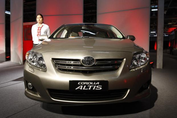 new car launches of 2013 in indiaToyota stops Corolla Altis production to launch new version