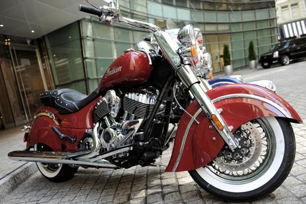 Harley Davidson Indian: Indian Motorcycles Come To India Tracking Harley-Davidson