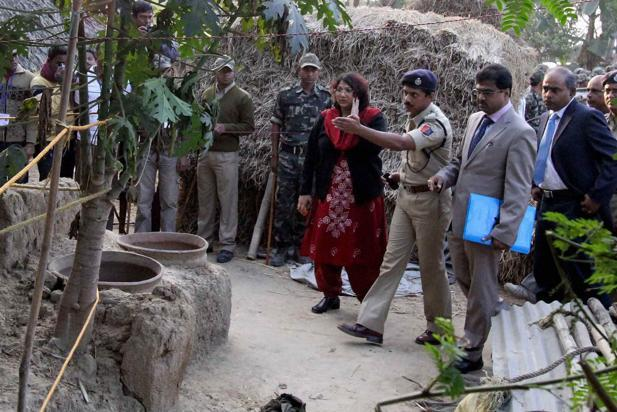 The footage and photographs were taken during the 20 January attack when the woman was raped by as many as 13 men in a West Bengal village, according to the officers, who asked not to be identified. Photo: PTI (PTI)