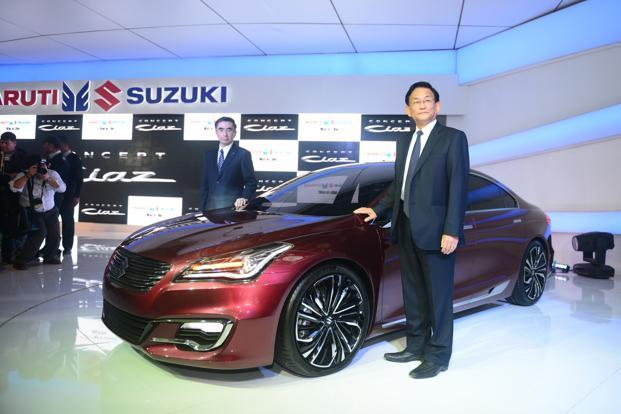 Maruti Suzuki's new models will also be sold in China. Photo: Ramesh Pathania/Mint