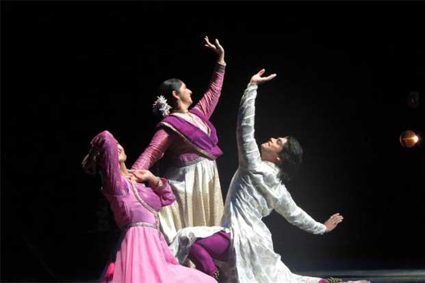 Dancing bells: Uma Dogra and her group will present a repertoire of traditional Kathak.