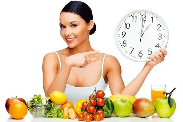 Eat your meals at fixed times to lose weight