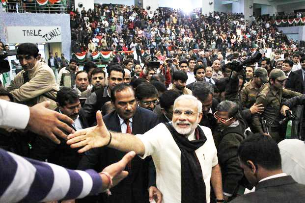 biography of narendra modi a political phenomenon essay Narendra modi, in full narendra damodardas modi, (born  gujarat, and he  completed an ma degree in political science from gujarat.