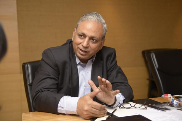 C.P. Gurnani, MD, Tech Mahindra. Photo: Abhijit Bhatlekar/Mint