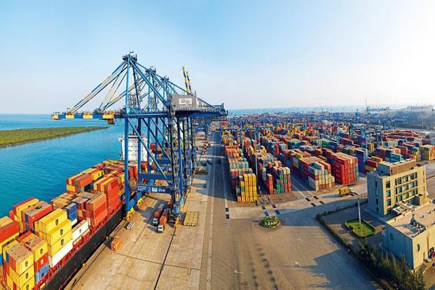 Adani Ports Wins Ennore Container Terminal Bid Livemint