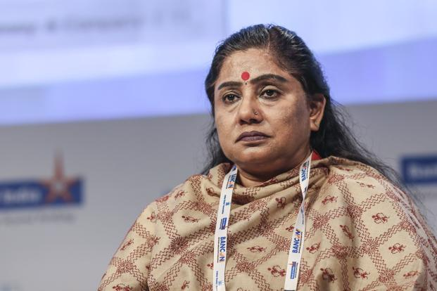 Archana Bhargava joined the Kolkata-based United Bank of India in April 2013 and her tenure would have ended in March 2015. Photo: Mint