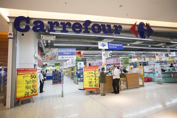 carrefour entry into india essay Wal-mart's global challenge  (in compliance with rules for its entry into the world trade organization next  carrefour opened its first hypermarket in two.