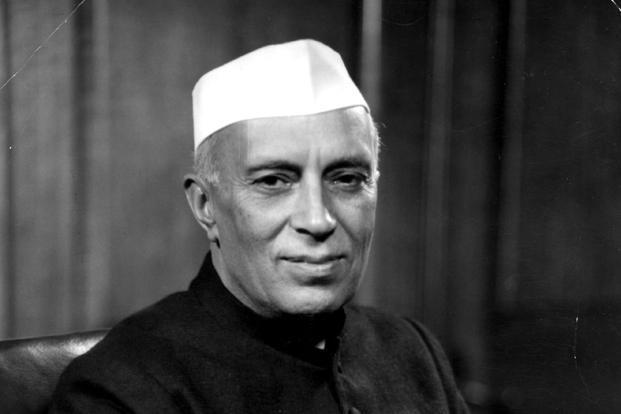Jawaharlal Nehru was