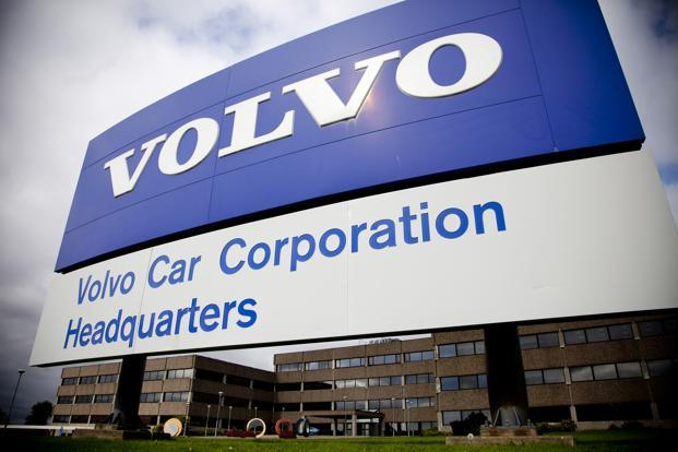 Volvo launches UD Buses in India - Livemint