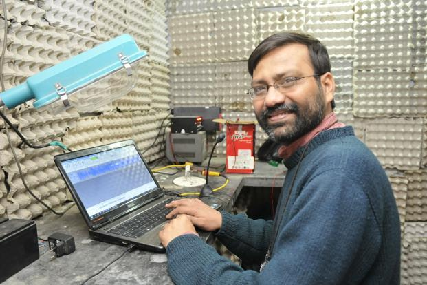 After a couple of experiments in public discussion forums and the community radio space, CGNet Swara was founded in 2008 by Choudhary, who was later joined by MIT student Bill Thies. Photo: Mujeeb Faruqui/Hindustan Times