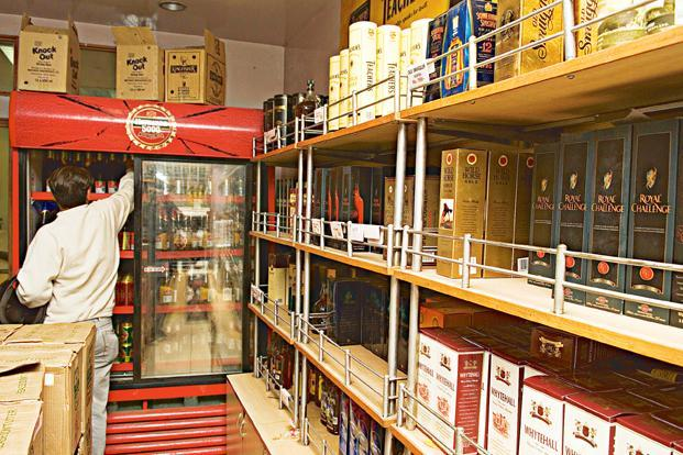 States in eastern India account for roughly 10-12% of liquor sales in the country. Photo: Mint
