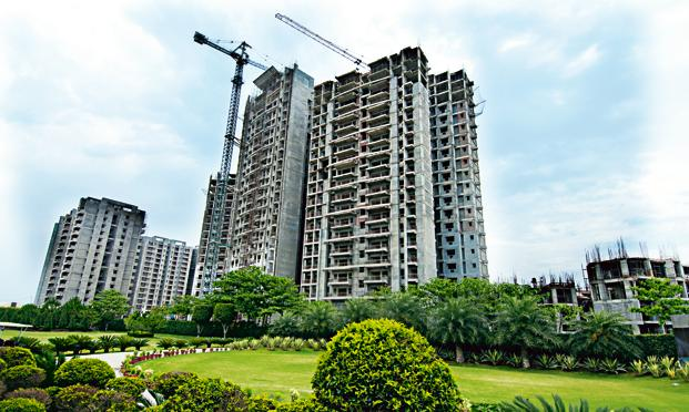 Peninsula Land, under its special purpose vehicle Goodtime Real Estate Development Pvt. Ltd, also plans to induct an investor in the project. Photo: Ramesh Pathania/Mint