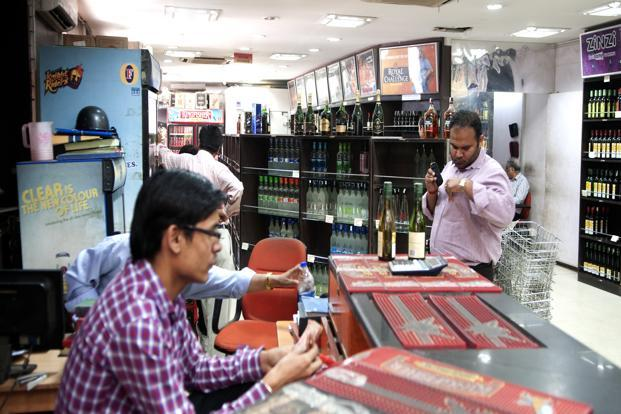 The latest price increase may further dampen demand for liquor, already at its lowest in over a decade, analysts said. Photo: Ramesh Pathania/Mint