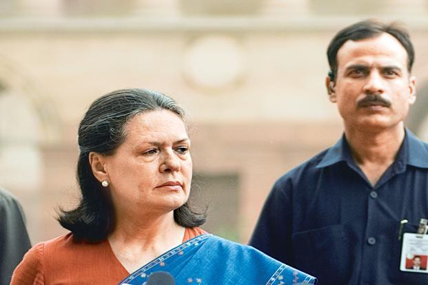 Congress president Sonia Gandhi is widely credited with crafting the party's 2009 election win. Ramesh Pathania/Mint