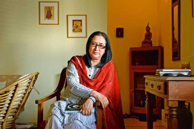 Nasreen Munni Kabir salary