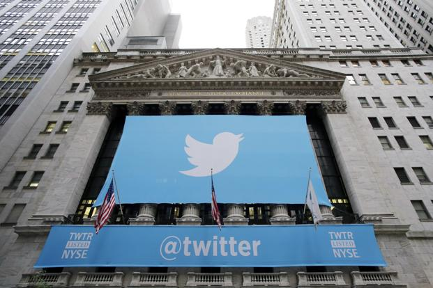 Twitter's advertising revenue more than doubled in the fourth quarter to $219.6 million from the same period a year ago but the social networking website is yet to turn a profit. Photo: AP