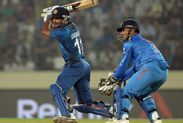 Recently, ESPN boldly aired the world T20 final between India and Sri Lanka on ESPN2 on what happened to be baseball's Opening Day. Photo: AFP