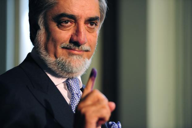 A file photo of Afghan presidential candidate Abdullah Abdullah. Photo: AFP