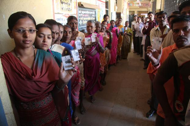Image result for chhattisgarh elections voting