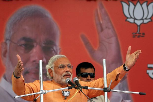 However skilled Modi may or may not be, the notion that he can somehow transform India into an expanded version of Gujarat is a fantasy. Photo: PTI