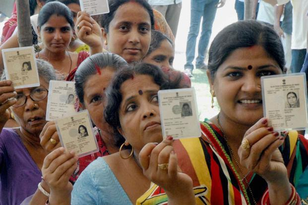 India - Elections and Economy - Magazine cover