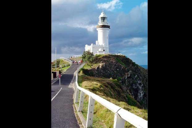 The Byron Bay Lighthouse in New South Wales. Photo: Wikimedia Commons