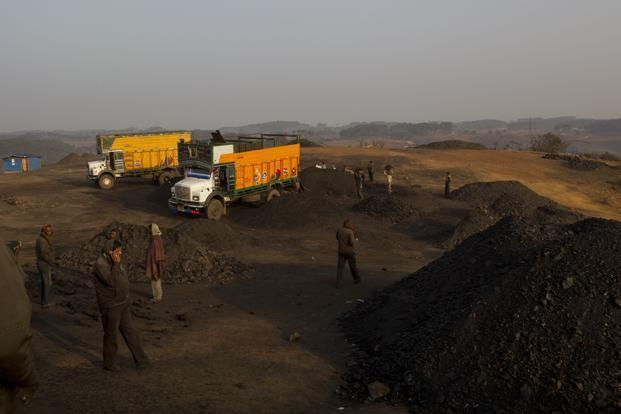 E-auctioning was introduced to provide access to coal for buyers who are not able to source the fuel through available institutional mechanisms. Photo: Bloomberg