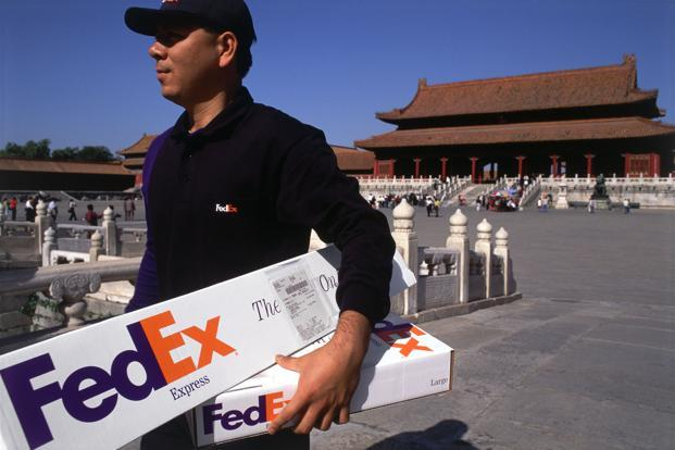 FedEx had bought these two firms in November 2010 for an undisclosed sum. Photo: Bloomberg