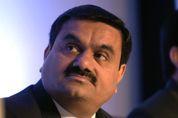 A file photo of Gautam Adani. Adani said in a 3 May email interview to the Business Standard newspaper that he had received no favours from the Gujarat government. Photo: Abhijit Bhatlekar/Mint