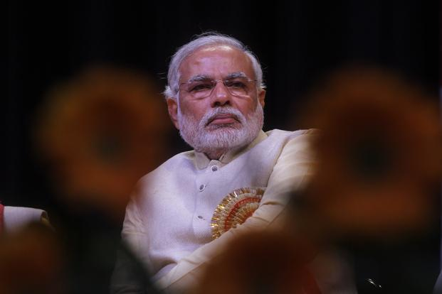 Narendra Modi said he will try and carry all parties along. Photo: Hindustan Times