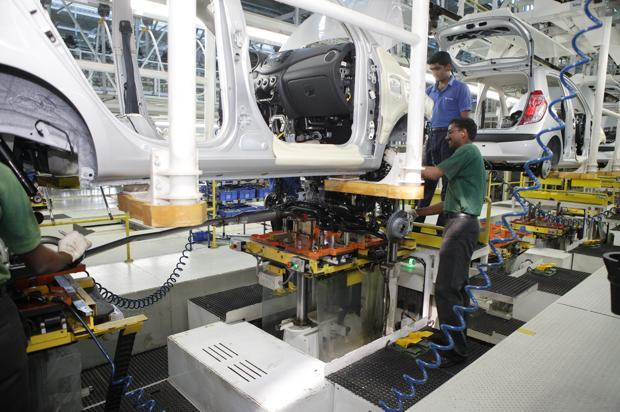 A file photo of a Hyundai factory. Photo: Mint