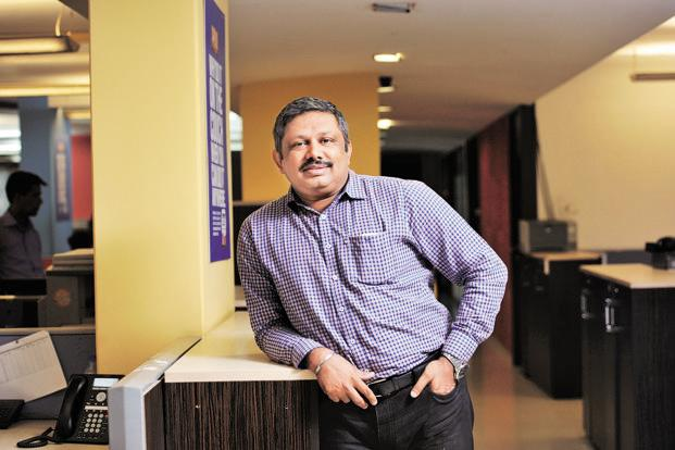 Ditto TV's business head Manoj Padmanabhan says that it was necessary to establish a new distribution system that suits the kind of devices floating in the market.  Photo: S Kumar/Mint